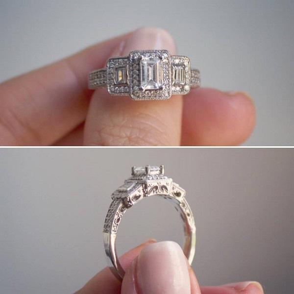 Diamond Engagement Rings for Women NJ
