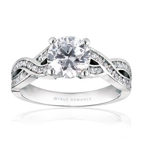 Infinity Engagement Ring: Connotation for your Endless Love