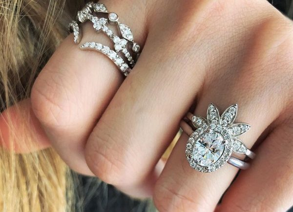 Buy Tiara Engagement Rings Online