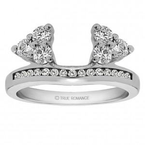 Ring Wraps for Engagement Ring True Romance