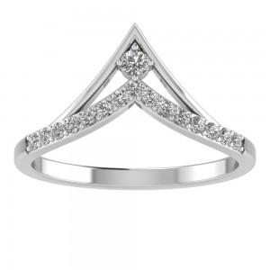 Everest Chevron Tiara Band