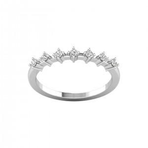 Airy Diamond Tiara Band