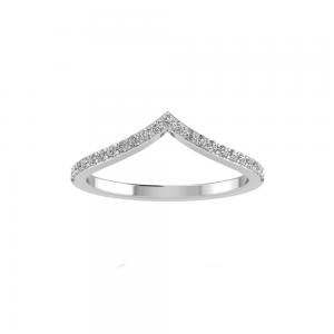 Mini Diamond Chevron Tiara Band